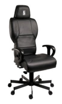 Exceptionnel Leather Executive Office Chair